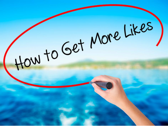 Get Likes On Your Facebook Page